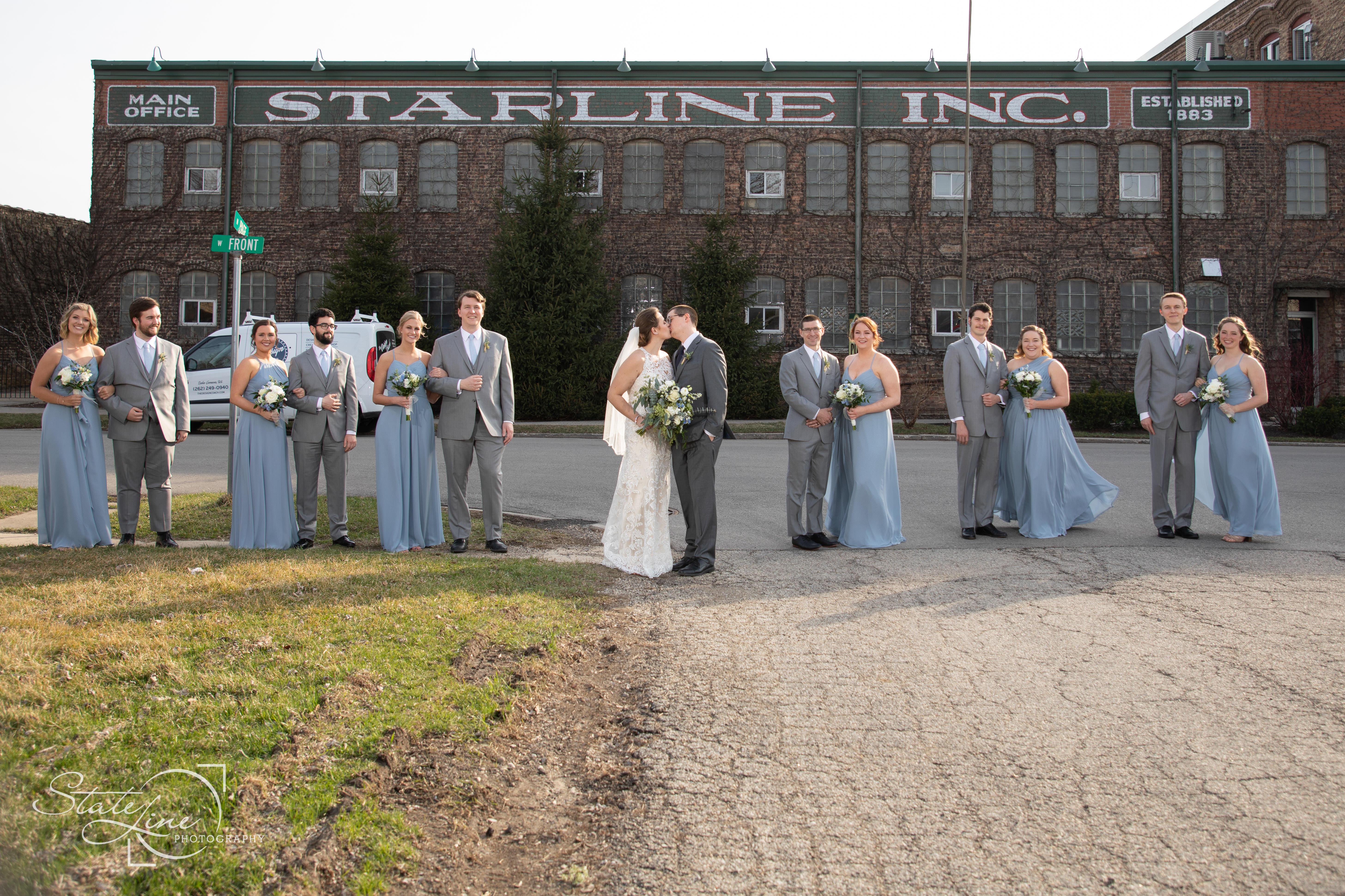 Starline Factory | Best Wedding Venue in Harvard, Illinois