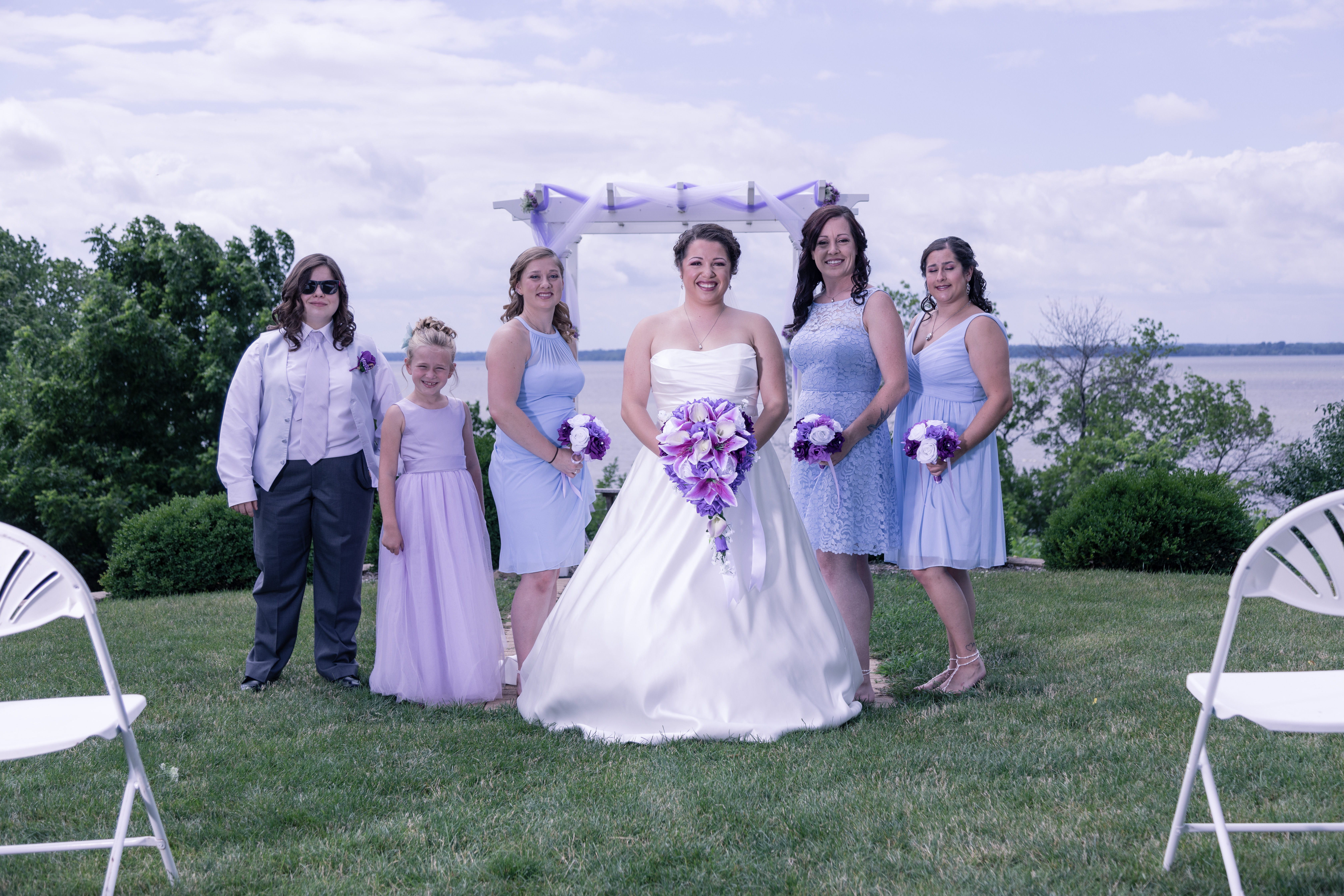 Koshkonong Mounds Country Club Wedding photography