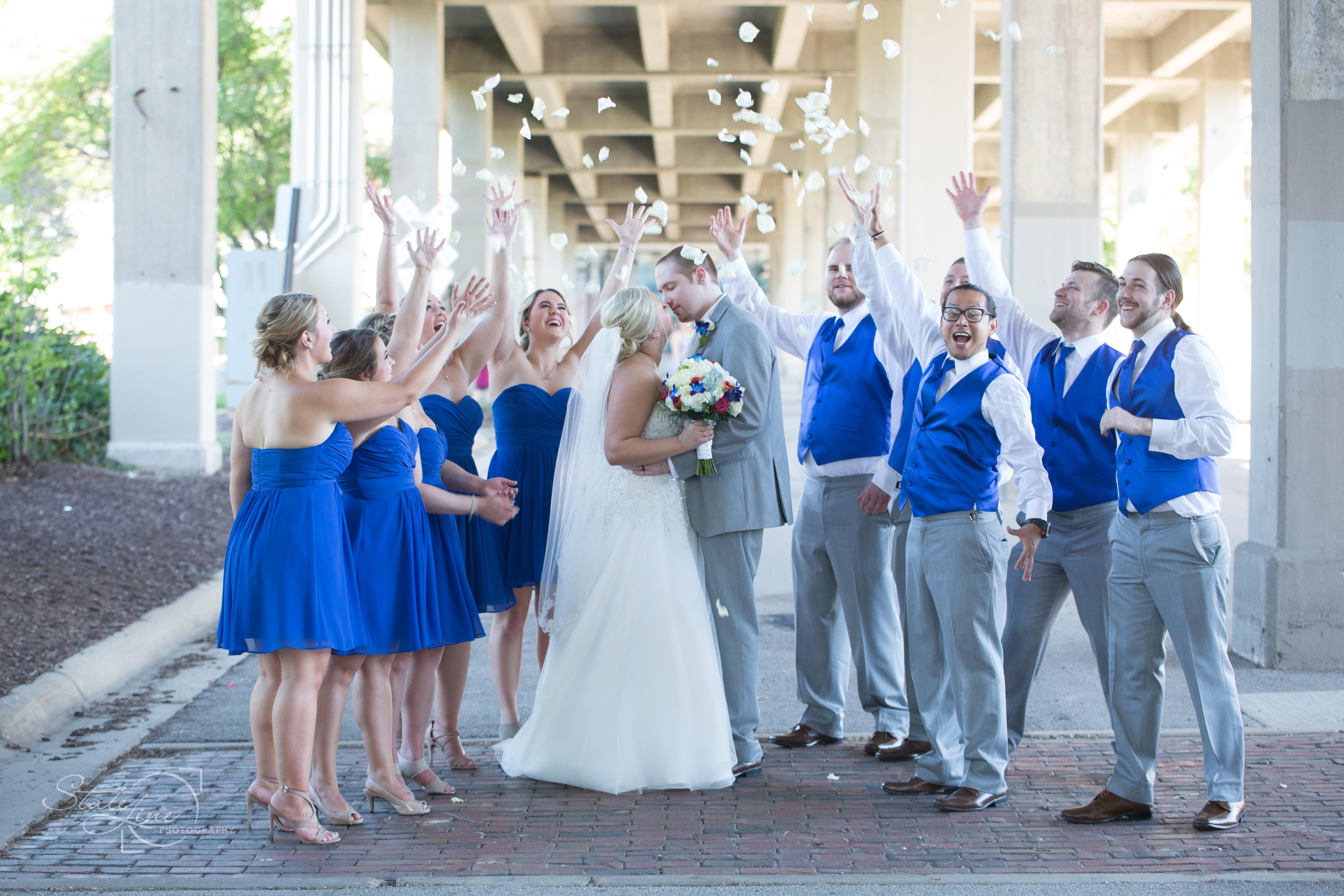 Rockford Wedding Photography