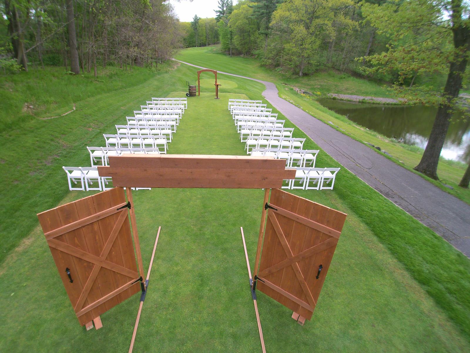 Wilderness Wedding Photography